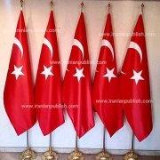 پرچم تشریفات ترکیه