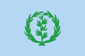پرچم قدیم اریتره