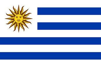 پرچم اروگوئه