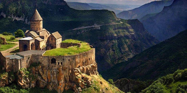 دیدنیهای ارمنستان