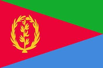 پرچم اریتره