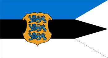 پرچم نیروی دریایی استونی