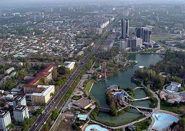 شهر تاشکند