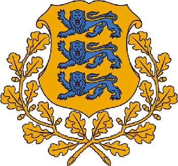 نشان ملی کشور استونی