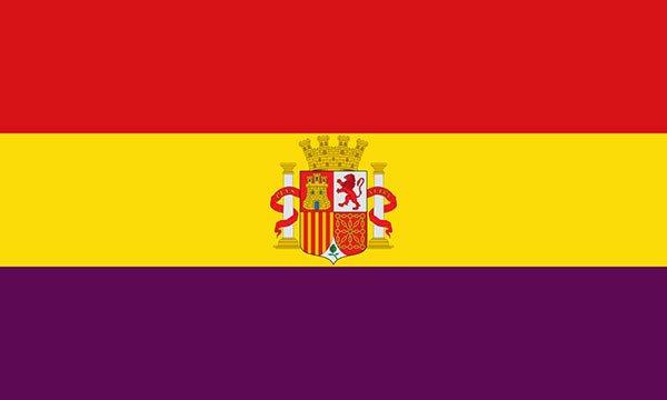 پرچم قدیمی اسپانیا