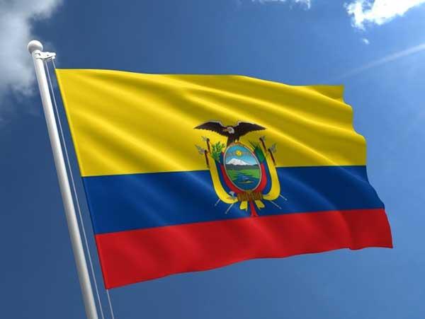 پرچم اکوادور