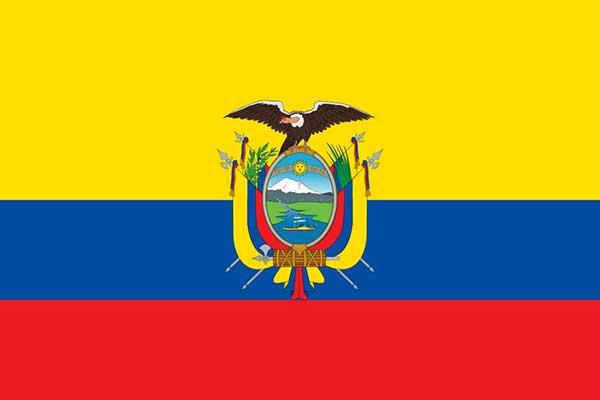 پرچم کنونی اکوادور